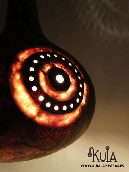 lampara decoracion interior eskeia