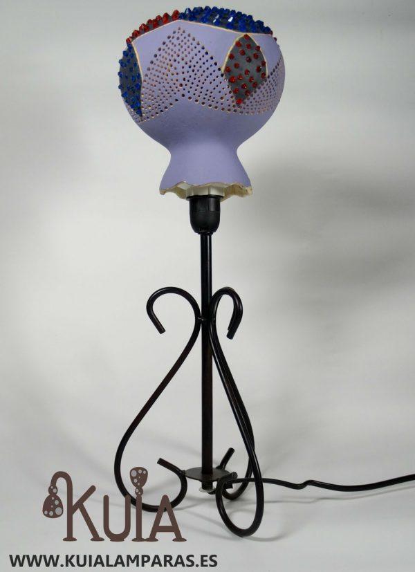 lampara de mesa de decoracion eros