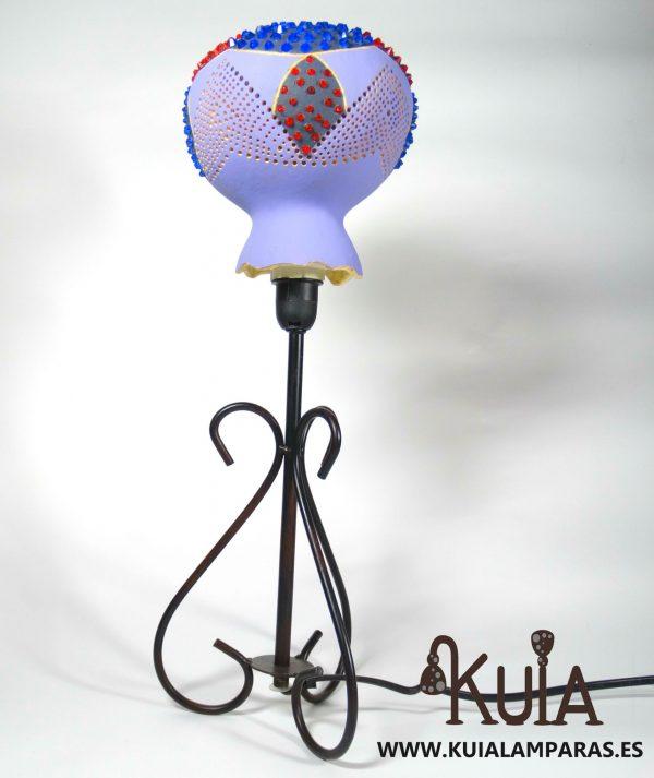 lampara decorativa artesanal eros