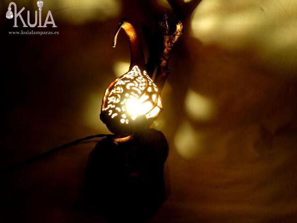 lampara de decoracion unica korn
