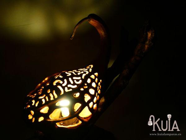 lampara decorativa especial korn