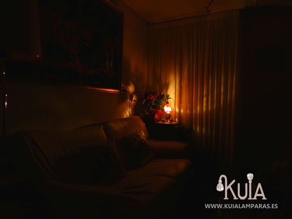 lampara decoracion de interiores wornmoon