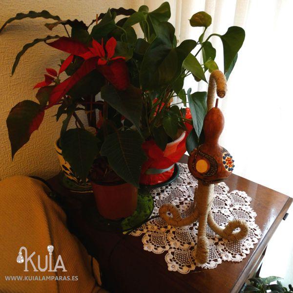 lampara rustica de decoracion woornmoon