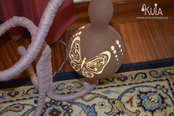 lampara para una decoracion ecologica pinpilinpauxa