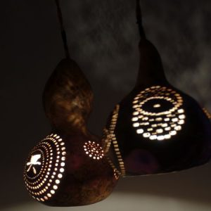 lamparas de techo artesanas plafonos
