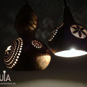 lamparas decorativas para bares plafonos
