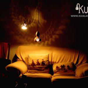 lamparas de techo decoracion rustica