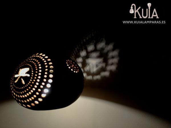 lampara colgante decorativa plafonos