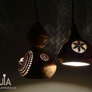 lamparas de techo para hoteles rurales