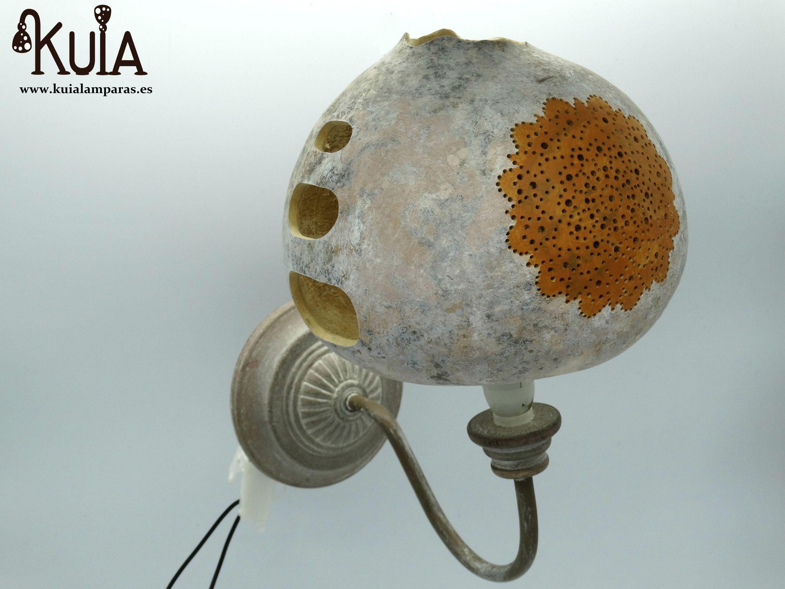 lampara de pared decorativa mandala