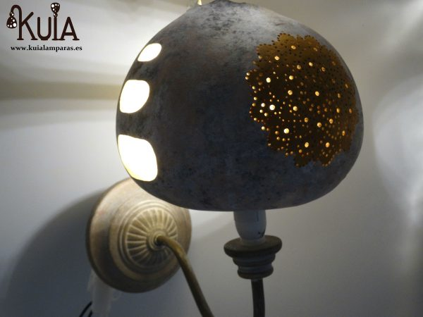 aplique artesanal decorativo mandala