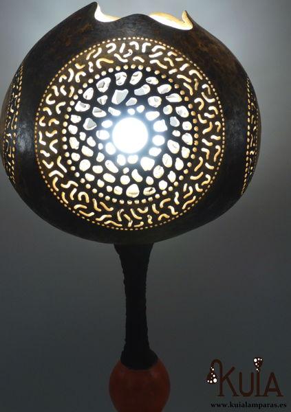 lampara ambiental decorativa zur