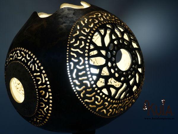 lampara decoracion unica zur