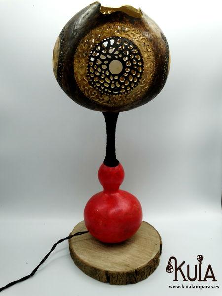 lampara artesana original zur