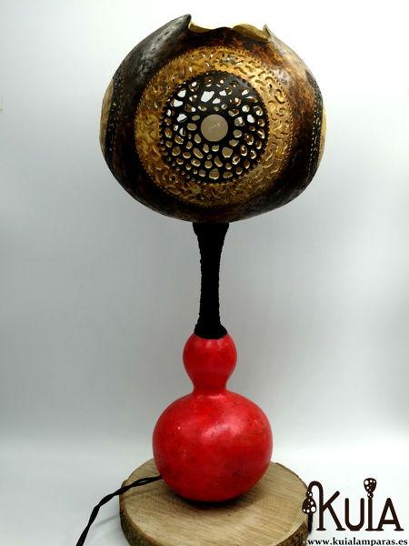 lampara de mesa de diseño zur