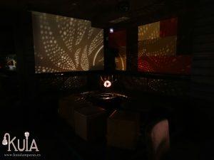 lampara de ambientacion para bares