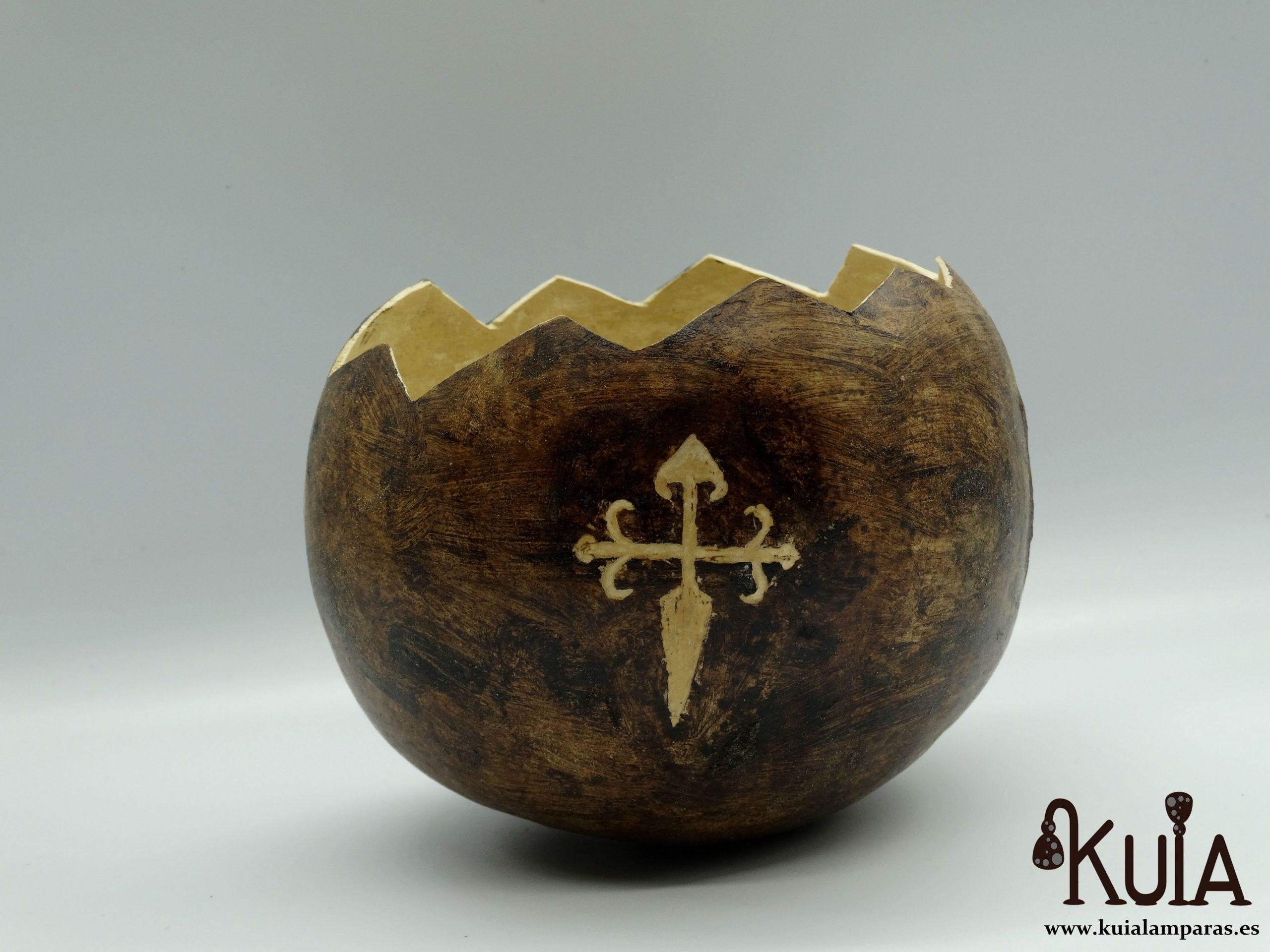 cruz de santiago en calabaza
