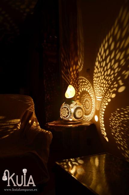 Iluminacion ambiental para restaurantes