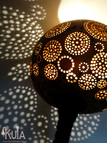 lampara artesana thisli