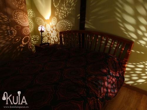 lampara ambiental de dormitorio tisli