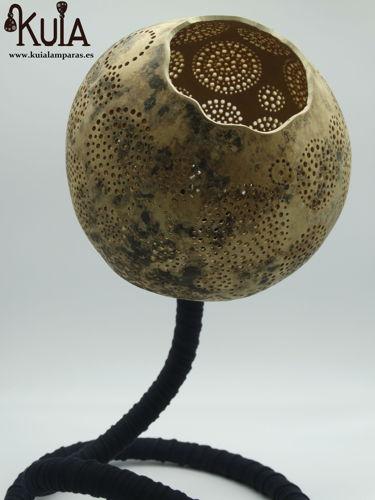 lampara artesana de decoracion thisli