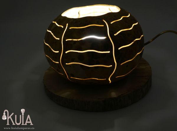 lampara de sobrecama invo
