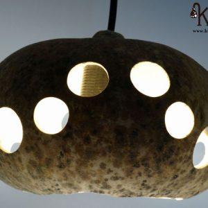 lampara de techo de decoracion rustica lif