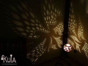 lampara iluminacion ambiental sua