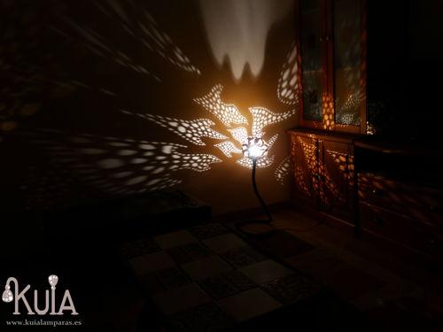 lampara de decoracion ambiental sua