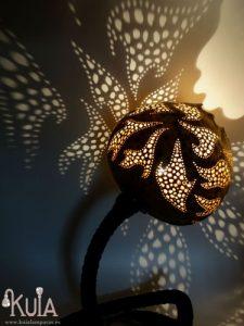 lampara exotica sua
