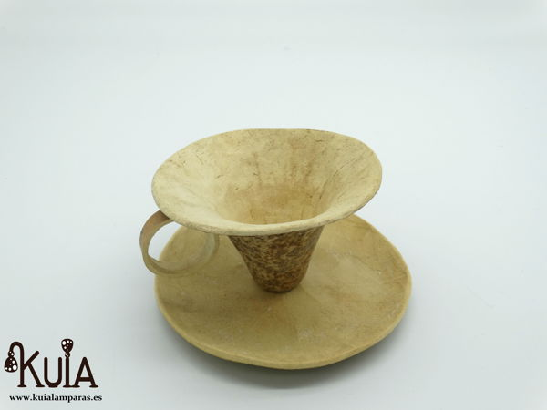 Taza artesanale