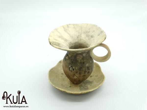 taza de calabaza