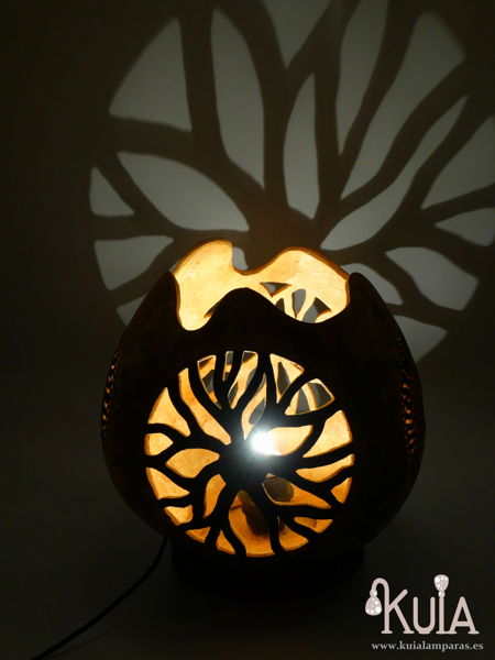 Lámpara ambiental para relax usuar