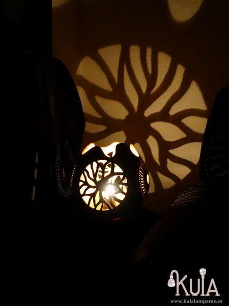 lampara de mesilla usuar